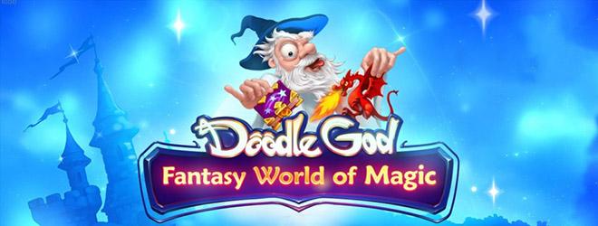 Doodle God Fantasy World of Magic (Сказочный мир магии) - полная версия на русском