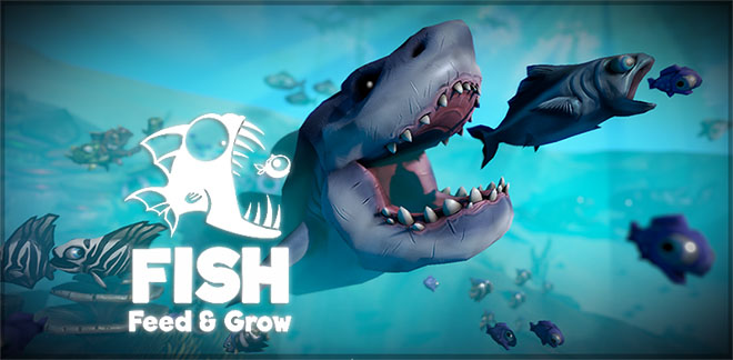 Feed and Grow: Fish v0.11.0 - игра на стадии разработки