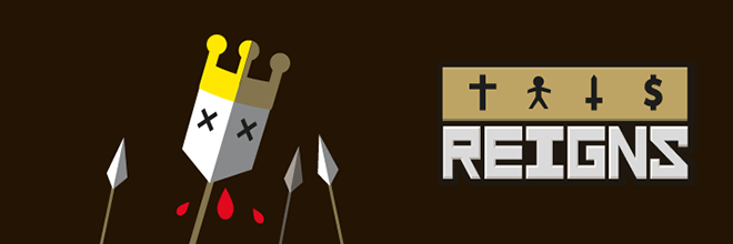 Reigns v29.03.2017 - полная версия