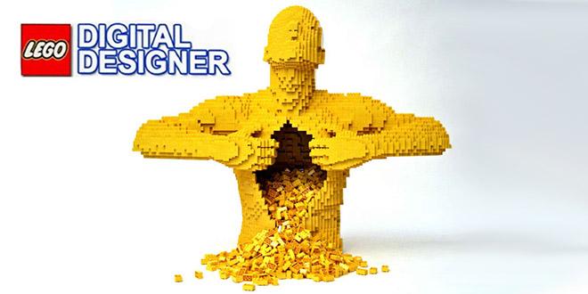 Lego digital designer v4 for Digital blueprint maker