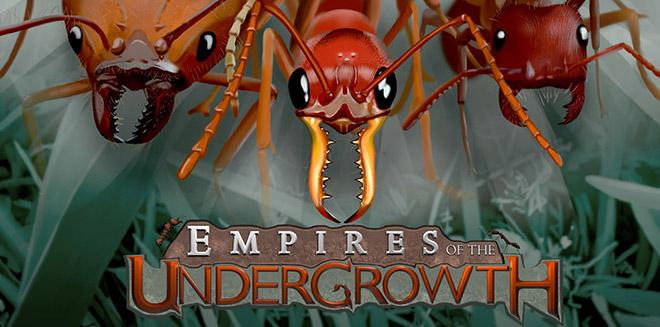 скачать игру про муравьев Empires Of The Undergrowth img-1