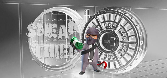 Sneak Thief v0.99 - игра на стадии разработки