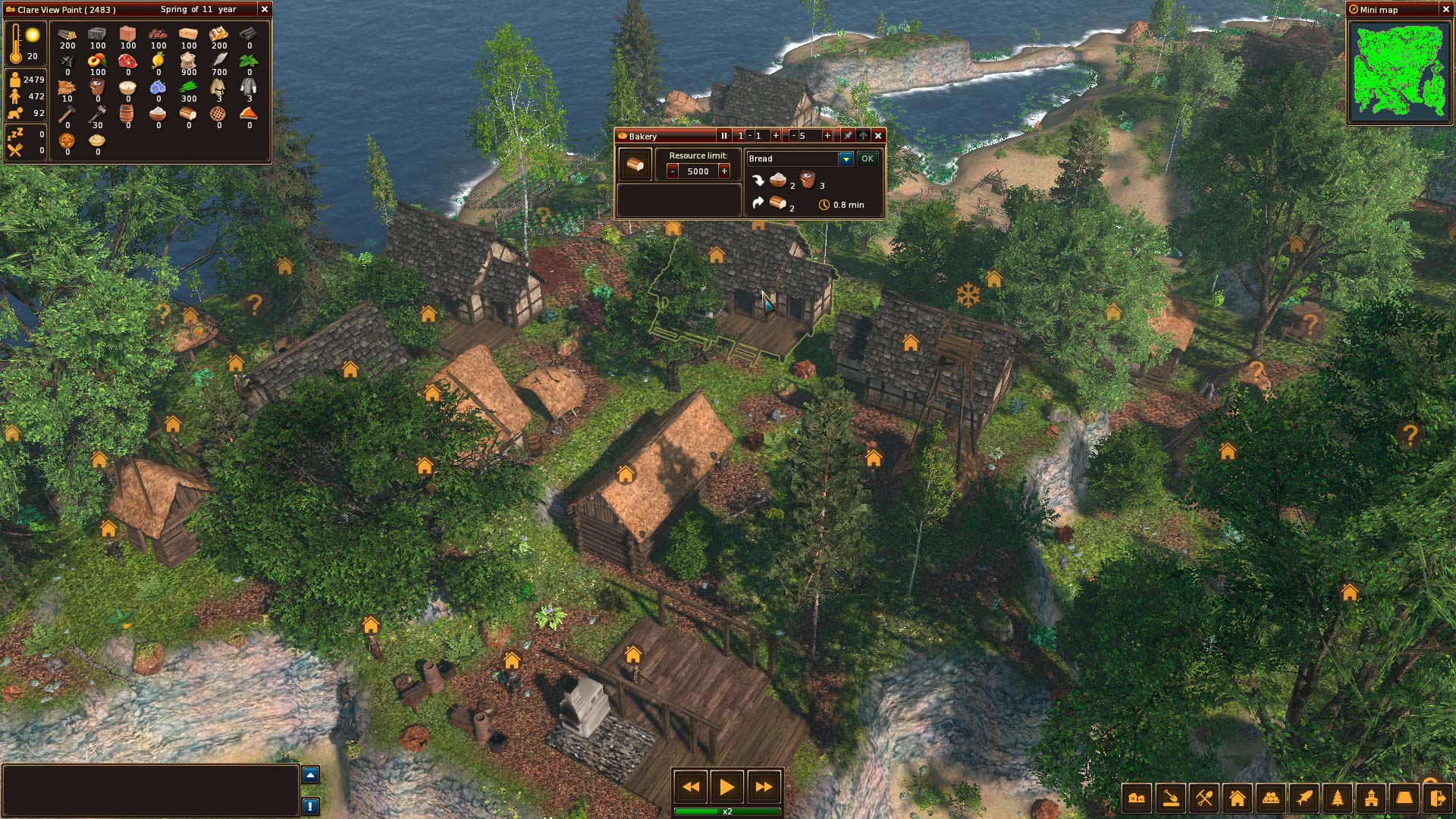 Life is feudal: forest village rutor life is feudal your own download