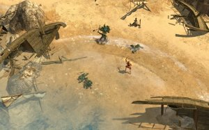 Titan Quest: Anniversary Edition v1.49 – торрент
