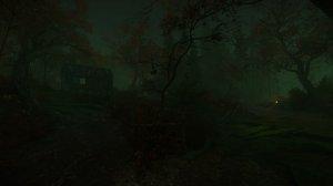 The Cursed Forest v0.5.3a - игра на стадии разработки