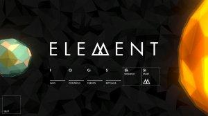 Element v2.0.6 - игра на стадии разработки