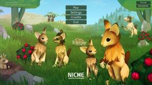 Niche: A Genetics Survival Game v1.2.4 - полная версия на русском