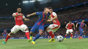 Pro Evolution Soccer 2017 / PES 2017 PC – торрент
