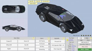 Dream Car Builder v28.2018.01.23.0 - игра на стадии разработки