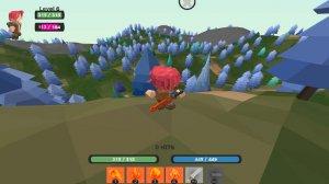 Project Hedra v0.36 - игра на стадии разработки