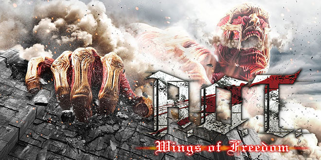 Attack on Titan v1.03 / A.O.T. Wings of Freedom – торрент