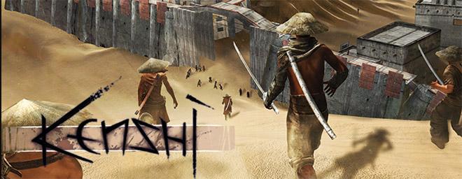 Kenshi v0.99.16 - игра на стадии разработки