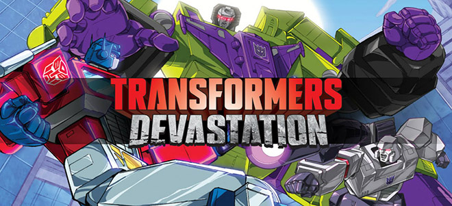 Transformers: Devastation (2015) PC – торрент
