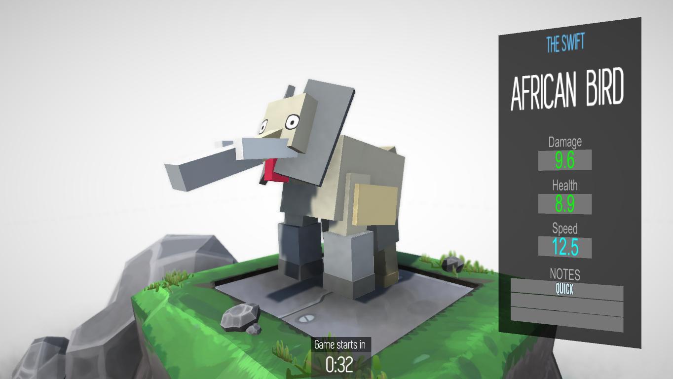 Игра hybrid animals играть бесплатно - 29
