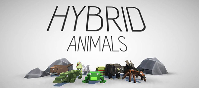 Hybrid Animals v1.3.1 - полная версия