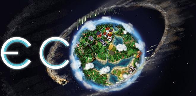 ECO v0.9.1.9 - игра на стадии разработки