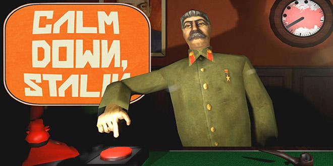 Calm Down, Stalin v1.0.5 - полная версия на русском