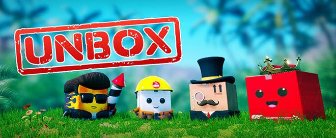 Unbox v21.08.17 + 1 DLC - полная версия - торрент