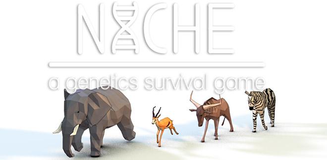 Niche: A Genetics Survival Game v1.0.4 - полная версия на русском