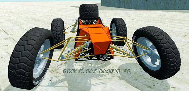 Dream Car Builder v30.2018.04.16.0 - игра на стадии разработки