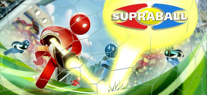 Supraball v22.12.16 - игра на стадии разработки