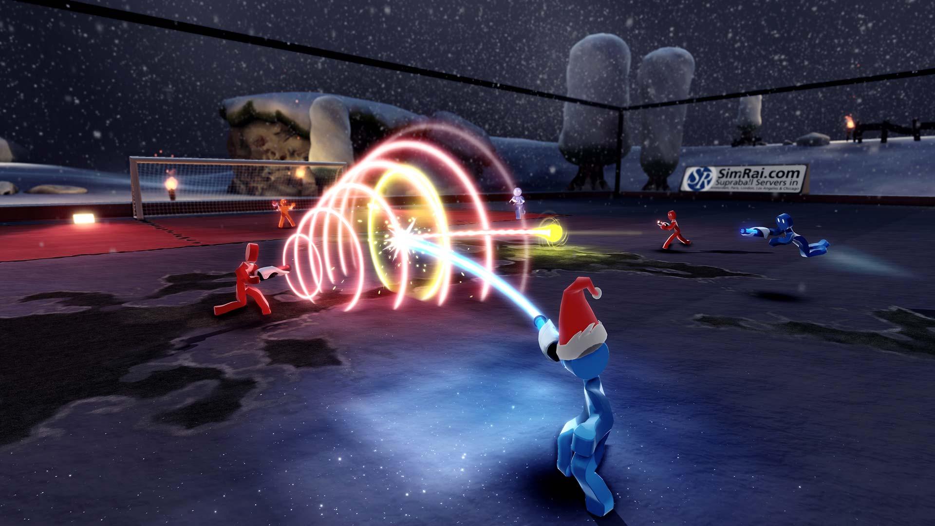 Скачать игру supraball через торрент на пк