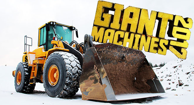 Giant Machines 2017 v1.1.0 на русском - торрент