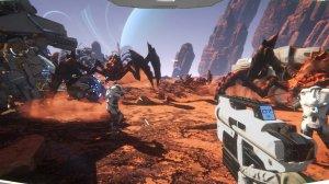 Osiris: New Dawn v0.1.162 – игра на стадии разработки