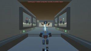 Clone Drone in the Danger Zone v0.14.1.40 - игра на стадии разработки