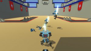 Clone Drone in the Danger Zone v0.12.0.260 - игра на стадии разработки