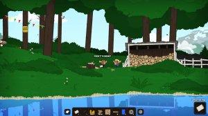Clumsy Moose Season v1.164 - игра на стадии разработки