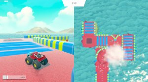 Can't Drive This v06.10.2016 - игра на стадии разработки