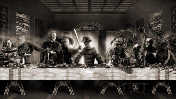 картинки ужасов на рабочий стол