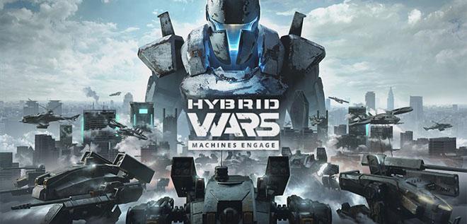 Hybrid Wars v4.88.11177 (Deluxe Edition) – торрент
