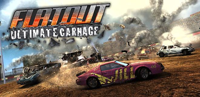 FlatOut: Ultimate Carnage – торрент