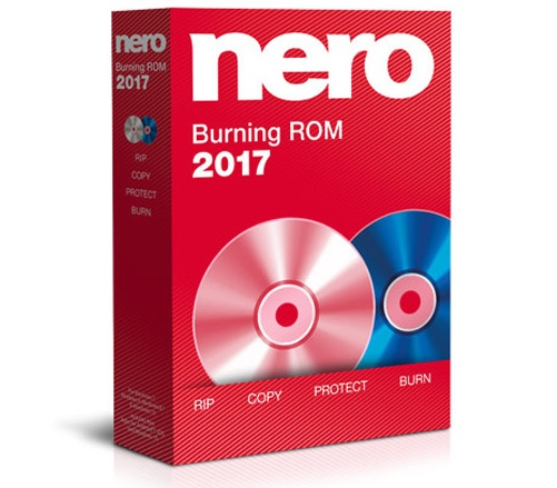 Nero Burning ROM 2017 v18 + crack