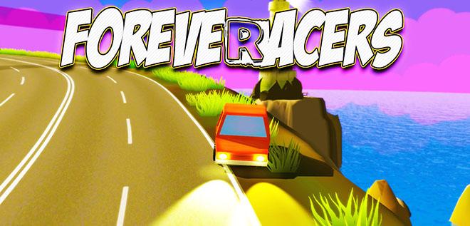ForeveRacers v0.51 - игра на стадии разработки