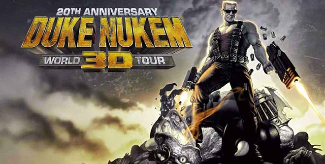 Duke Nukem 3D: 20th Anniversary World Tour – торрент