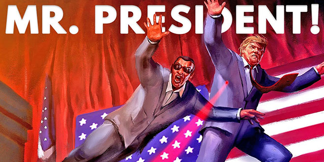 скачать mr president через торрент игра механики