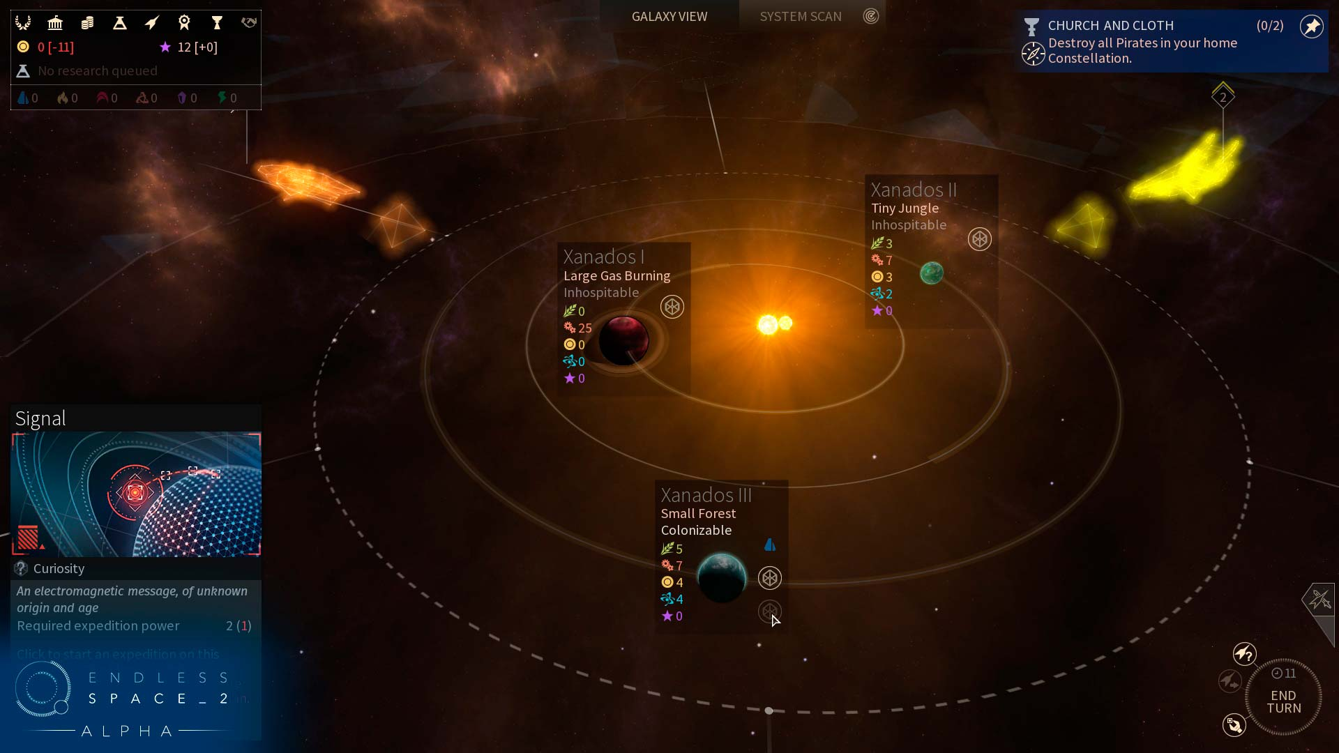 Endless Space 2 v0.1.23