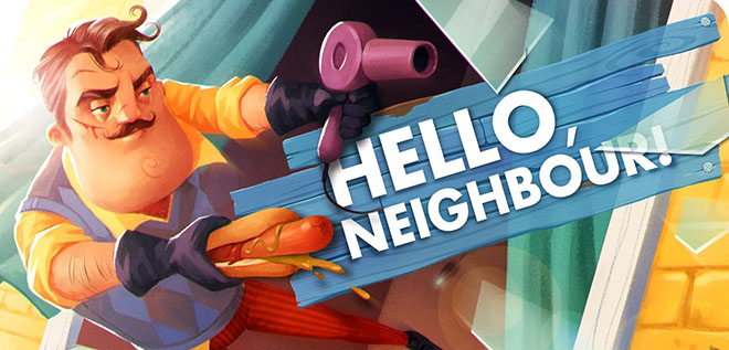 Hello Neighbor v1.4 - полная версия