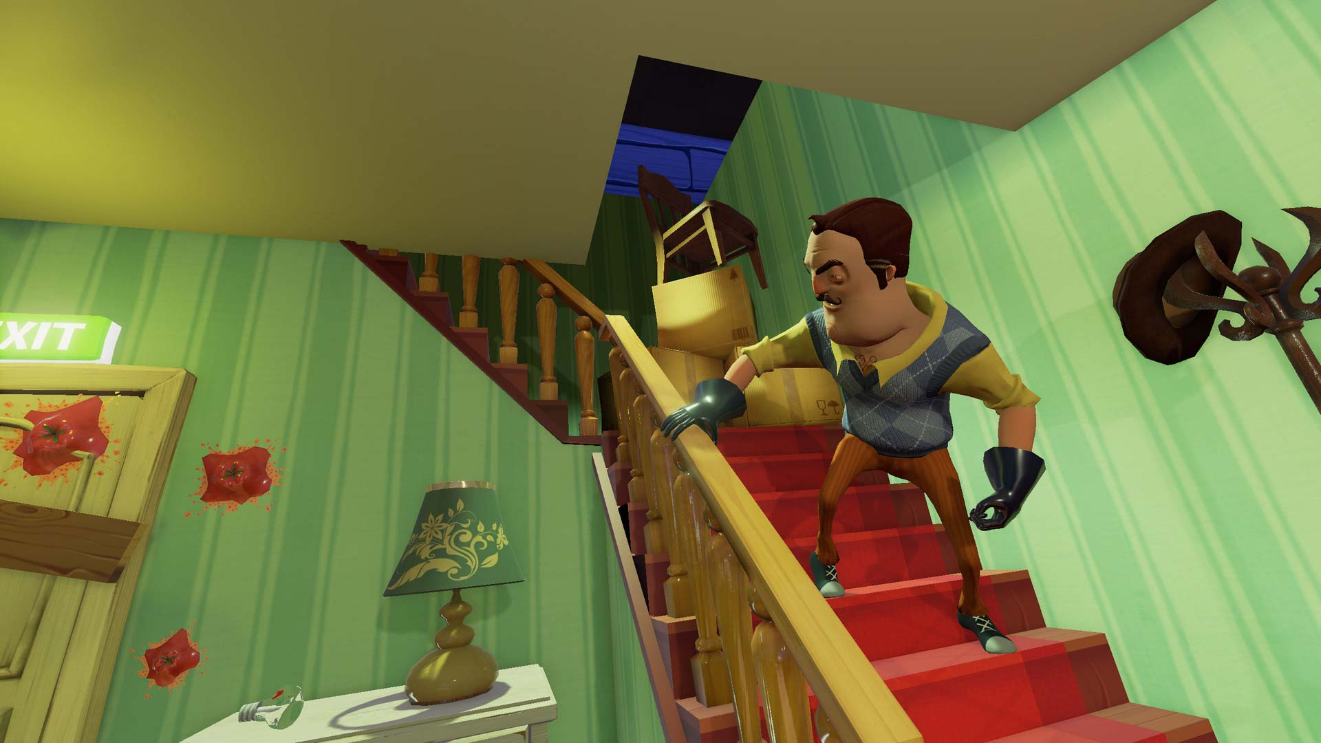 Hello Neighbor Alpha 3
