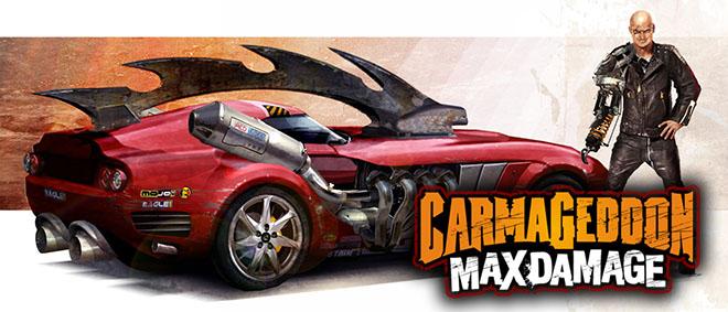 Carmageddon: Max Damage v1.0.0.9902 + 1 DLC – торрент