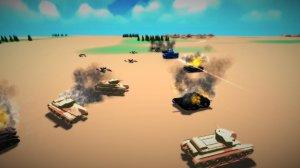 Total Tank Simulator v0.5 - игра на стадии разработки