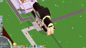 Parkitect Beta 4 - игра на стадии разработки