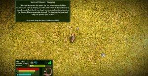 DinoSystem v0.78 - игра на стадии разработки