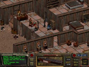 Fallout: A Post Nuclear Role Playing Game (1997) на русском – торрент