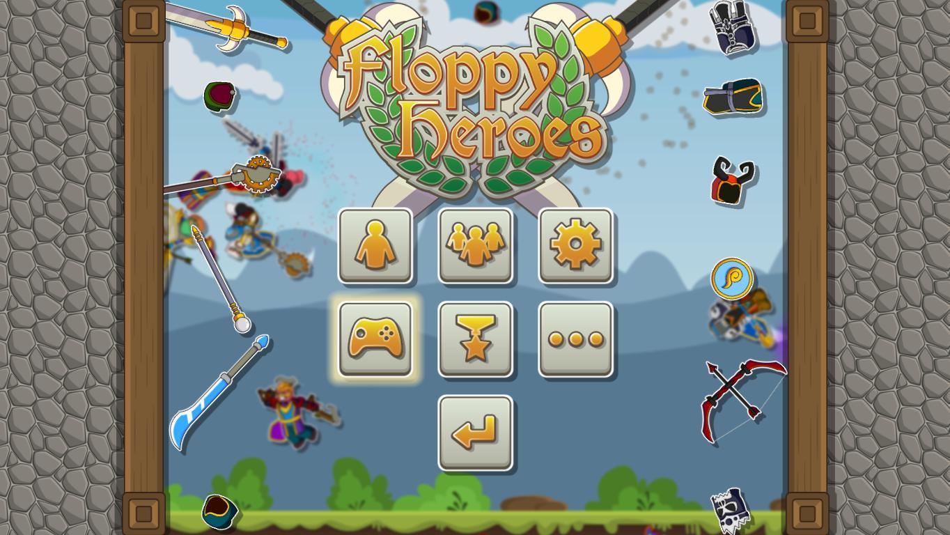 играть онлайн floppy heroes