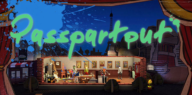Passpartout: The Starving Artist v1.5.11 - полная версия
