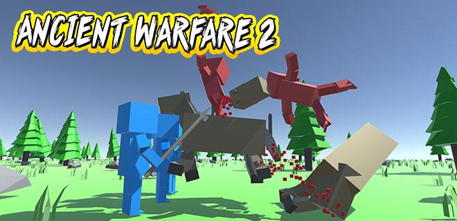 Ancient Warfare 2 Update 6h2 - игра на стадии разработки